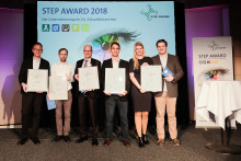 VisiConsult becomes STEP Award finalist 2018