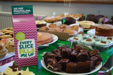 ID Medical holds big cake sale for Macmillan Cancer Support