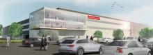 Castellum hyr ut och bygger ny anläggning om 19 000 kvm för Exertis CapTech i Mölndal