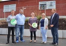 Nordens første svanemerkede skole bygges i Røyken