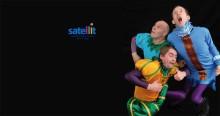 Satellit dansfestival och scen för barn och unga