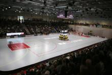 VM-läger i Visby för Sveriges herrlandslag