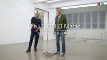 LG Electronics lanserar magisk OLED-kampanj med Brynolf & Ljung