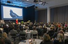 Hjärnkraft och koltrastar på årets Nolia Ledarskap i Umeå