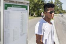 Skånetrafiken får nya tidtabeller på söndag