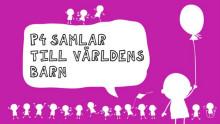 4/10 P4 Göteborgs insamling för Världens Barn avslutas med en direktsändning i Nordstan.