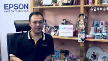 Malaysian startup Printcious uses Epson to diversify into new markets
