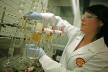 Shell udvikler blyfrit flybrændstof