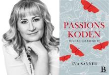 """Söndag: Presentation av """"Passionskoden – för ett helt och hållbart liv"""" med Eva Sanner, förlag Bladh by Bladh"""