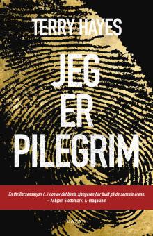 """""""Jeg er Pilegrim"""" er årets thrillersensasjon!"""