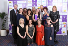 ellenor named 'Care Charity of the Year' at Kent Charity Awards