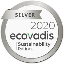 DENIOS belönas med silvermedalj i EcoVadis globala CSR-mätning