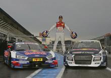 Mattias Ekström kör Audi RS 5 i DTM – missar rallycross-VM i Höljes
