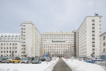 Norrlands universitetssjukhus – näst bäst i landet