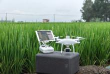 DJI stellt die P4 Multispectral für Präzisionslandwirtschaft und Flächenmanagement vor