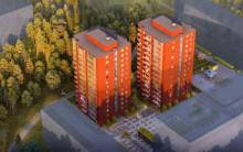 Bygger 168 nya lägenheter i Göteborg