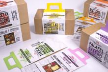 Avisera hjälper till att tänka utanför (mat)boxen