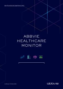 AbbVie Healthcare Monitor_Grafikreport 10.2016_Krebs & Medizinische Versorgung