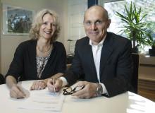 Driven entreprenör i vit rock – ny styrelseordförande i KI Innovations