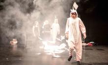 Teaterungdom frå heile landet på scenen i Oslo