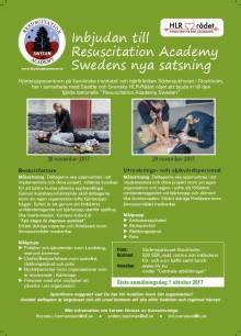 Resuscitation academy 2017