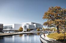 Pressinbjudan: Första spadtaget för MDH:s nya campus i Eskilstuna