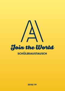 Die AIFS Broschüre mit ausführlichen Infos zu allen Schüleraustausch Programmen