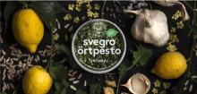 Svegro lanserar örtpesto  -tillverkad av räddade plantor från växthusen