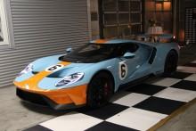 Az első európai vásárlók átvehetik Ford GT szupersportkocsijukat