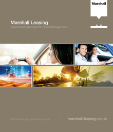 Marshall Leasing has a new brochure!