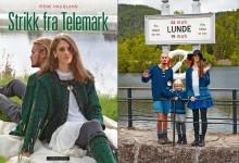 Strikk fra Telemark: Flyttet tilbake til hjembygda, ble inspirert til å lage strikkebok
