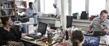 Nyanlända lärare gör praktik på Framtidsgymnasiet i Göteborg