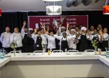 Examensdags för första klassen i Scandics kockskola – alla får jobb
