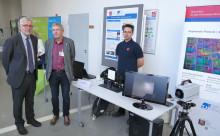 Erweiterung des Reinraums am IHP Frankfurt (Oder) schafft neue Möglichkeiten für Kooperation mit der TH Wildau in Lehre und Forschung