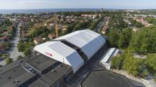 Kundcase: XERVONs unika väderskydd i Visby färdigt