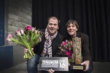 PLÅTPRISET 2016 till TENGBOM för Tingsrätten i Alingsås