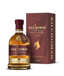 Mytomspunnen whisky i ny tappning