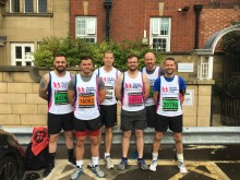HMS Audacious raise £2,700 for The Sick Children's Trust