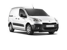 Peugeot sætter strøm til Partner Van