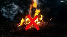 Eldningsförbud i Osby kommun från och med den 30 maj