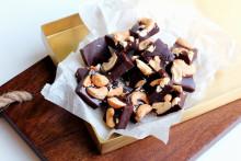 Recept: Vegansk chokladkola