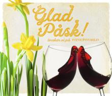 Våra bästa viner till påsk!