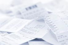 Varför duger inte digitala kopior av kvitton?