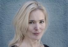 Lotta Olsson - en av gästerna på Bokens Dag i Lindesberg