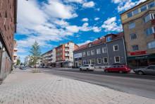Rivning ger plats för nya bostäder