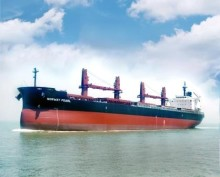 """Completes and Delivers the Group's 5th """"TESS45BOX"""" Bulk Carrier - TSUNEISHI GROUP (ZHOUSHAN) SHIPBUILDING, Inc. -"""