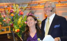 """""""Nobelprisceremoni"""" för unga talanger – Anders Wall delar ut miljoner på sin födelsedag"""