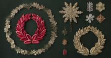 Nu börjar julen på Svenskt Tenn