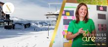 En av Sveriges starkaste röster för ett nyskapande affärsliv är keynote speaker under Åre Business Forum