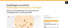 Aufgefrischt: baubiologie-verzeichnis.de im neuen Design
